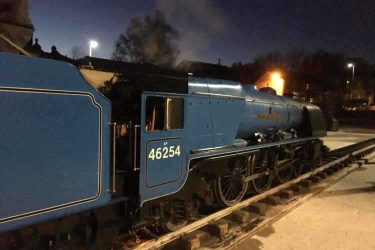 "Duchess ""City of Stoke on Trent"" 5 Inch, Live Steam Locomotive"