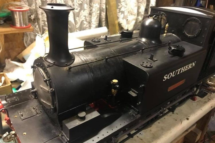 Terrier 5 Inch, Live Steam Locomotive