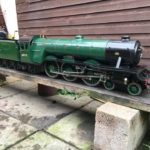 LNER A1 - 3 1/2 Inch, Live Steam Locomotive