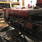 Duchess of Sutherland 5 Inch, Live Steam Locomotive