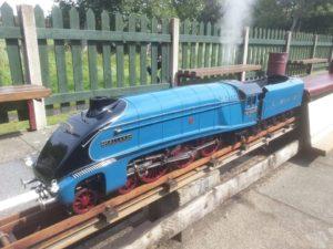 LNER A4 Mallard 4468 - 5 Inch