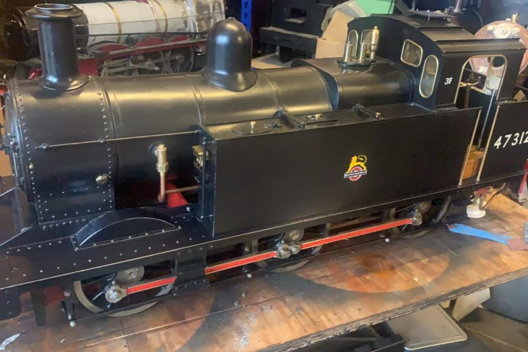 Jinty 5 Inch, Live Steam Locomotive